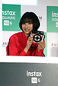 Fujifilm's new instagram friendly instant camera instax SQUARE SQ6