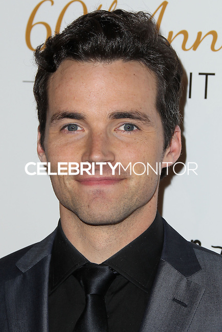 BEVERLY HILLS, CA, USA - MARCH 29: Ian Harding at The Humane Society Of The United States 60th Anniversary Benefit Gala held at the Beverly Hilton Hotel on March 29, 2014 in Beverly Hills, California, United States. (Photo by Xavier Collin/Celebrity Monitor)