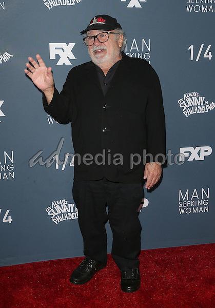 "03 January 2017 - Los Angeles, California - Danny DeVito. Premiere Of FXX ""It's Always Sunny In Philadelphia"" Season 12 And ""Man Seeking Woman"" Season 3 held at Fox Bruin Theatre. Photo Credit: F. Sadou/AdMedia"