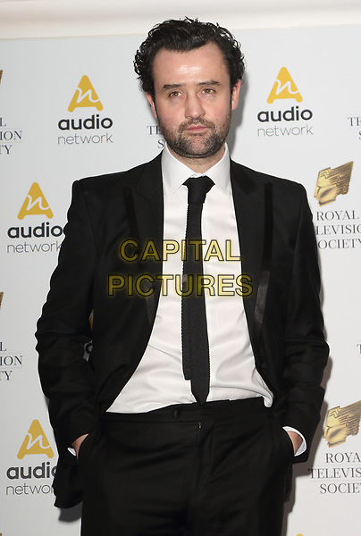Daniel Mays at the RTS Programme Awards 2017 at Grosvenor House, Park Lane, London on the 21st March 2017<br /> CAP/ROS<br /> &copy;Steve Ross/Capital Pictures