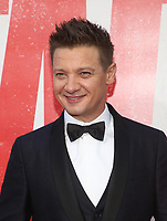 WESTWOOD, CA - JUNE 07: Actor Jeremy Renner arrives for the Premiere Of Warner Bros. Pictures And New Line Cinema's 'Tag' held at Regency Village Theatre on June 7, 2018 in Westwood, California. <br /> CAP/ADM/FS<br /> &copy;FS/ADM/Capital Pictures