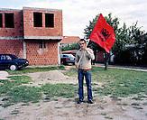 KOS / Kosovo /Mitrovica / 01.07.2009 / Albanische Hochzeit in direkter Umgebung der ehemaligen Roma Mahalla in Mitrovica
