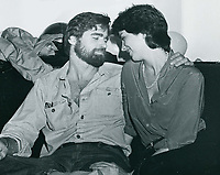 Treat Williams &amp; Dana Delaney 1982<br /> Photo By John Barrett-PHOTOlink.net / MediaPunch