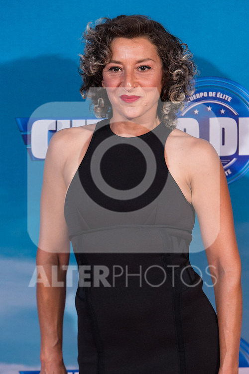 "Spanish actress Mariola Fuentes during the premiere of ""Cuerpo de Elite"" at Capitol cinema. Madrid. August 25, 2016. (ALTERPHOTOS/Rodrigo Jimenez)"