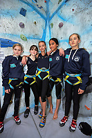 Rock climbing. 2019 AIMS games at Rocktopia in Mount Maunganui, New Zealand on Tuesday, 10 September 2019. Photo: Dave Lintott / lintottphoto.co.nz