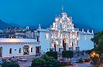 Latin America, Guatemala, Antigua Cathedral (Catedral de San Jose)