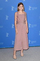 BERLIN, GERMANY - FEBRUARY 8: Anna Pniowsky attends the Light Of My Life photocall during the 69th Berlinale International Film Festival Berlin at the Grand Hyatt Hotel on February 8, 2019 in Berlin, Germany.<br /> CAP/BEL<br /> &copy;BEL/Capital Pictures