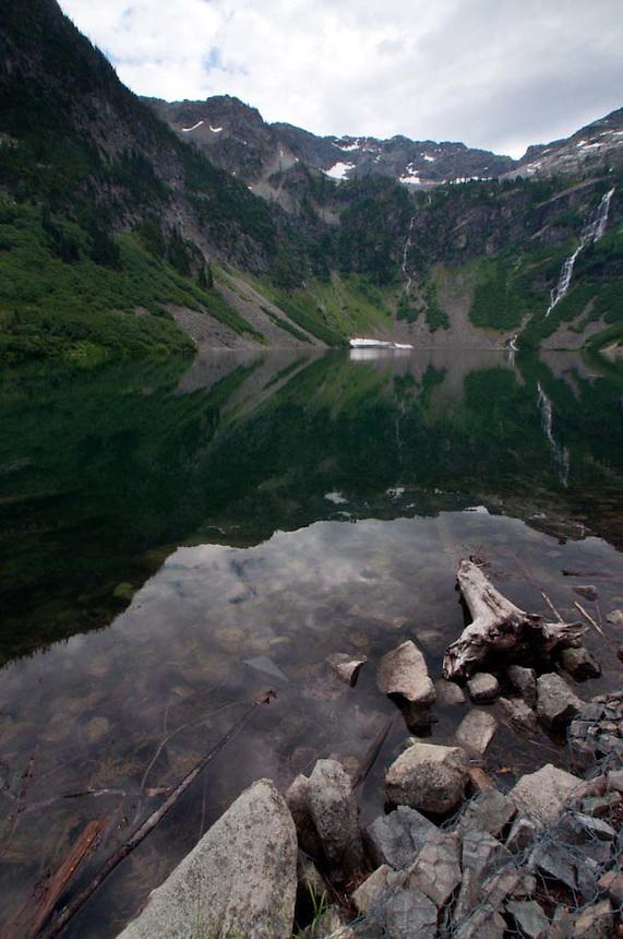 Rainy Lake, North Cascades National Park, Washington, US