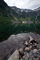 Rainy Lake, North Cascades National Park, Washington, US