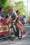 20th May 2017 Biella, Italy, Giro D Italia; stage 14 Castellania to Oropa; Bora - Hansgrohe; Pimenta Costa, Joao Mendes Jose arrives in Oropa;
