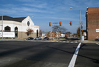 1995 November 29..Redevelopment.Church Street..CHURCH STREET.FROM VIRGINIA BEACH BLVD...NEG#.NRHA#..