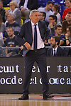 League ACB-ENDESA 2017/2018 - Game: 27.<br /> FC Barcelona Lassa vs Real Betis Energia Plus: 121-56.<br /> Svetislav Pesic.