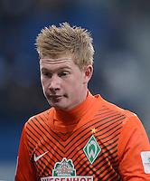 FUSSBALL   1. BUNDESLIGA  SAISON 2012/2013   15. Spieltag TSG 1899 Hoffenheim - SV Werder Bremen    02.12.2012 Kevin De Bruyne (SV Werder Bremen)