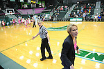Tulane vs. Houston (Women's BBall 2013)