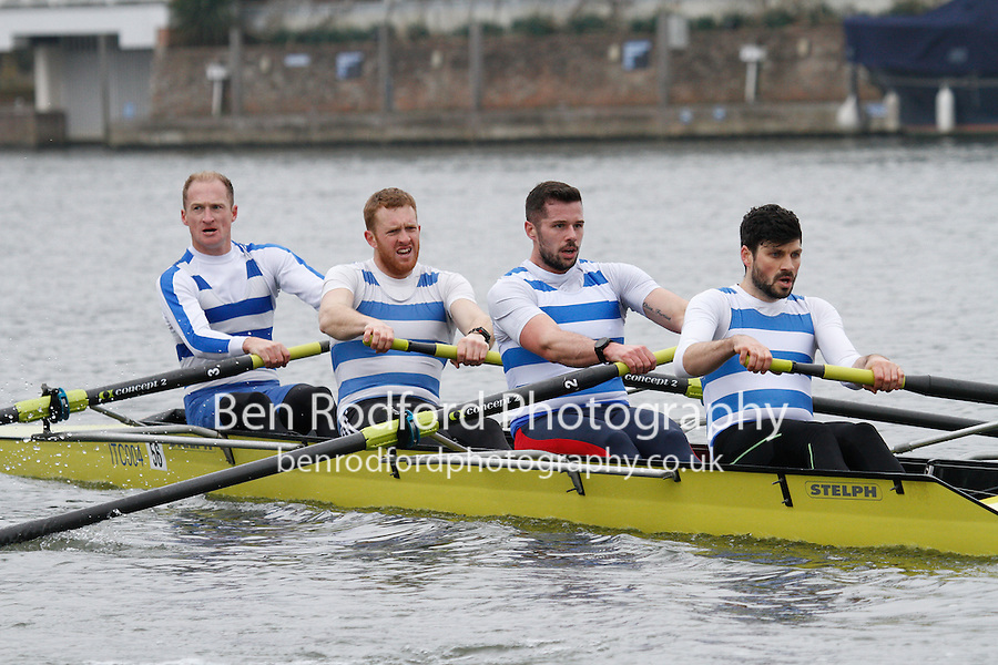 Crew: 56 - Itchen Imperial RC  - SEN.4- <br /> <br /> Henley Fours &amp; Eights Head 2017<br /> <br /> To purchase this photo, or to see pricing information for Prints and Downloads, click the blue 'Add to Cart' button at the top-right of the page.
