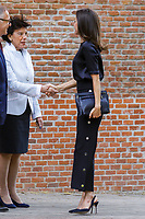 MADRID, SPAIN-June 06: Queen Letiiza attends the Annual Meeting of the Board of the Student Residence at the Student Residence in Madrid, Spain on the 6th of June of 2019. June06, 2019. ***NO SPAIN***<br /> CAP/MPI/RJO<br /> ©RJO/MPI/Capital Pictures