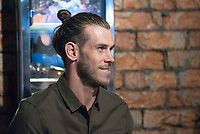 2018 07 13 Gareth Bale at his bar Elevens in Cardiff, Wales, UK