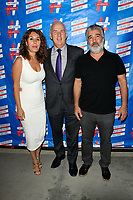 LOS ANGELES - SEP 25: Lara Yeretsian, Pat Harris, Hratch Manuelian at 'Pat Harris' California Democratic U.S. Senate run 2018 kick off' at Catalina Jazz Club Bar & Grill on September 25, 2017 in Hollywood, California