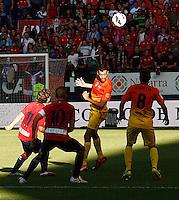 2012.08.26 La Liga CA Osasuna VS FC Barcelona Spain, Sadar Stadium
