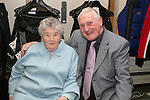 Ethel and James Kennedy at Kennedys 60th Anniversary...Photo NEWSFILE/Jenny Matthews.(Photo credit should read Jenny Matthews/NEWSFILE)....This Picture has been sent you under the condtions enclosed by:.Newsfile Ltd..The Studio,.Millmount Abbey,.Drogheda,.Co Meath..Ireland..Tel: +353(0)41-9871240.Fax: +353(0)41-9871260.GSM: +353(0)86-2500958.email: pictures@newsfile.ie.www.newsfile.ie.FTP: 193.120.102.198.