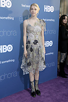"LOS ANGELES _ JUN 4:  Hunter Schafer at the LA Premiere Of HBO's ""Euphoria"" at the Cinerama Dome on June 4, 2019 in Los Angeles, CA"