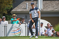 Henrik Stenson (SWE) watches his tee shot on 17 during 2nd round of the World Golf Championships - Bridgestone Invitational, at the Firestone Country Club, Akron, Ohio. 8/3/2018.<br /> Picture: Golffile | Ken Murray<br /> <br /> <br /> All photo usage must carry mandatory copyright credit (© Golffile | Ken Murray)