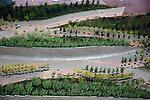 Aerial view of Cementiri del Sud-Oest