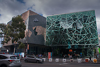 ACMI (Australian Centre for the Moving Image), Federation Square, Melbourne, Victoria, Australia