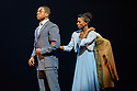 """Ballet Black presents a double bill of """"The Suit"""", choreographed by Cathy Marston, and """"A Dream Within A Midsummer Night's Dream"""", choreographed by Arthur Pita, in the Barbican theatre. Shown here is: """"The Suit"""". Picture shows: Jose Alves (Philemon), Cira Robinson (Matilda)."""