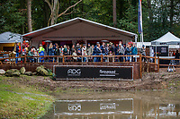 The usual fabulous hospitality lining the galloping lanes during the Cross Country for the CCIO4*-L FEI Nations Cup Eventing. 2019 Military Boekelo-Enschede International Horse Trials. Saturday 12 October. Copyright Photo: Libby Law Photography