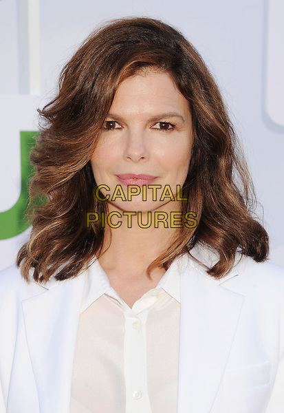 Jeanne Tripplehorn.CBS, CW, Showtime 2012 Summer TCA Party held at The Beverly Hilton Hotel, Beverly Hills, California, USA..July 29th, 2012.headshot portrait white shirt blazer .CAP/ROT/TM.©Tony Michaels/Roth Stock/Capital Pictures
