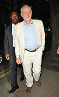 Jeremy Corbyn MP at the DIVA Magazine Awards 2018, Waldorf Hilton Hotel, Aldwych, London, England, UK, on Friday 08 June 2018.<br /> CAP/CAN<br /> &copy;CAN/Capital Pictures