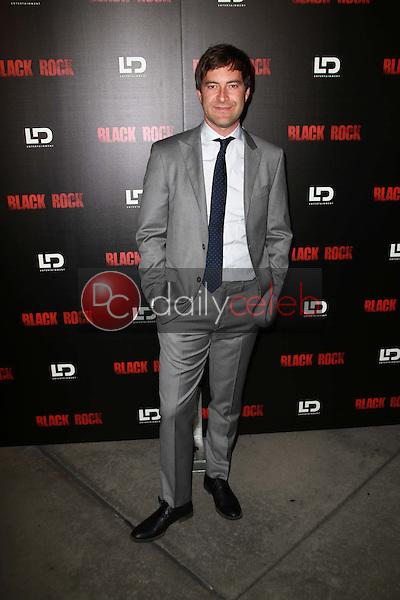 "Mark Duplass<br /> at the ""Black Rock"" Los Angeles Special Screening, Arclight, Hollywood, CA 05-08-13<br /> David Edwards/Dailyceleb.com 818-249-4998"
