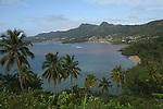Plage d Acoua au nord du lagon