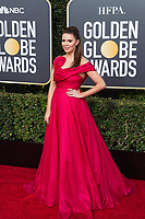 Carly Steel attends the 76th Annual Golden Globe Awards at the Beverly Hilton in Beverly Hills, CA on Sunday, January 6, 2019.<br /> *Editorial Use Only*<br /> CAP/PLF/HFPA<br /> Image supplied by Capital Pictures