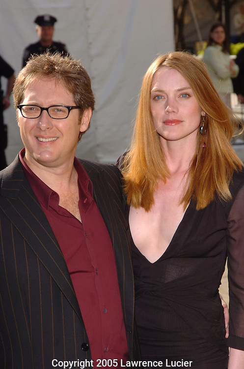 James Spader and guest