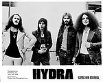 Hydra 1974/75 on Capricorn<br /> photo from promoarchive.com/ Photofeatures