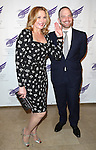 Kim Cattrall and guest David Bruson   attending the The 2013 American Theatre Wing's Annual Gala honoring Harold Prince at the Plaza Hotel in New York City on September 16, 2013