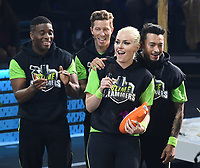 SANTA MONICA, CA - JULY 11: Lindsey Vonn on the Nickelodeon Kids' Choice Sports 2019 at the Barker Hangar on July 11, 2019 in Santa Monica, California. (Photo by Frank Micelotta/PictureGroup)