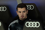 Real Madrid's Brahim Diaz during Copa Del Rey match between Real Madrid and CD Leganes at Santiago Bernabeu Stadium in Madrid, Spain. January 09, 2019. (ALTERPHOTOS/A. Perez Meca)<br />  (ALTERPHOTOS/A. Perez Meca)