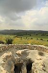 Israel, Shephelah, Beth Guvrin national park, Olive Oil plant in Tel Maresha