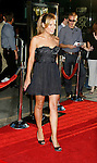 "HOLLYWOOD, CA. - August 05: Kiele Sanchez arrives at the premiere of ""A Perfect Getaway"" at the Cinerama Dome on August 5, 2009 in Hollywood, California."