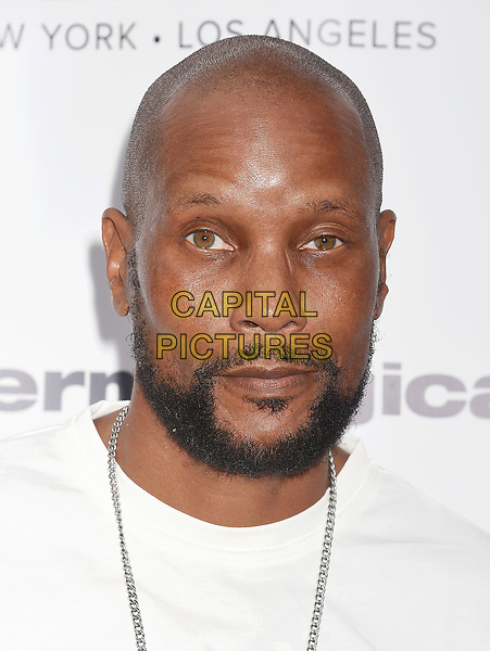 LOS ANGELES, CA - JUNE 23:  Actor Dwayne Adway attends the BELLA Los Angeles Summer Issue Cover Launch Party at Sofitel Los Angeles At Beverly Hills on June 23, 2017 in Los Angeles, California.<br /> CAP/ROT/TM<br /> &copy;TM/ROT/Capital Pictures