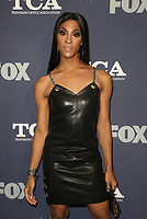 WEST HOLLYWOOD, CA - AUGUST 2: Guest, Mj Rodriguez, at the FOX Summer TCA All-Star Party At SOHO House in West Hollywood, California on August 2, 2018. <br /> CAP/MPI/FS<br /> &copy;FS/MPI/Capital Pictures