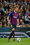 Denis Suarez Fernandez of FC Barcelona in action during the La Liga match between Barcelona and Real Sociedad at Camp Nou on May 20, 2018 in Barcelona, Spain. Photo by Vicens Gimenez / Power Sport Images