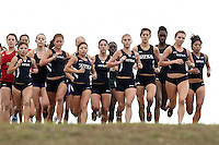 SAN ANTONIO, TX - SEPTEMBER 14, 2012: The UTSA Ricardo Romo Classic cross country meet at the National Shooting Complex. (Photo by Jeff Huehn)