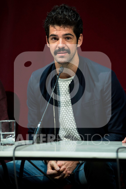 "Miguel Angel Muñoz during the presentation of the new production of the Spanish Theater ""Arte Nuevo""  at spanish theater in Madrid, February 16, 2016<br /> (ALTERPHOTOS/BorjaB.Hojas)"