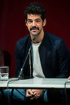 Miguel Angel Mu&ntilde;oz during the presentation of the new production of the Spanish Theater &quot;Arte Nuevo&quot;  at spanish theater in Madrid, February 16, 2016<br /> (ALTERPHOTOS/BorjaB.Hojas)