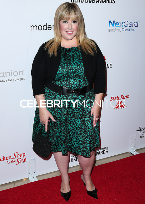 BEVERLY HILLS, CA, USA - SEPTEMBER 27: Carnie Wilson, Wilson Phillips arrives at the 4th Annual American Humane Association Hero Dog Awards held at the Beverly Hilton Hotel on September 27, 2014 in Beverly Hills, California, United States. (Photo by Xavier Collin/Celebrity Monitor)