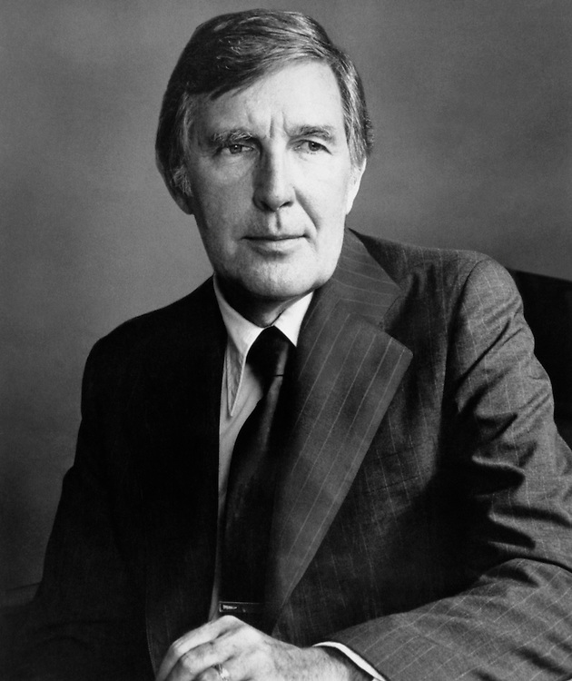 "Rep. Morris King ""Mo"" Udall, D-Ariz., House Interior and Insular Affairs Committee Chairman, House of Representatives Member. 1982 (Photo by/CQ Roll Call)"
